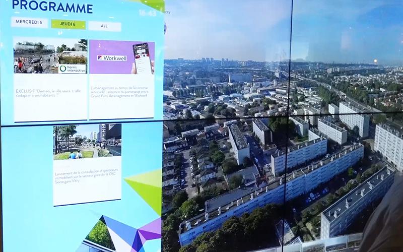 Grand Paris Aménagement au SIMI2018