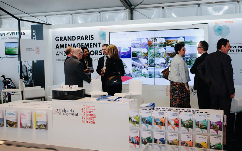 Aménagement du Grand Paris - MIPIM 2018